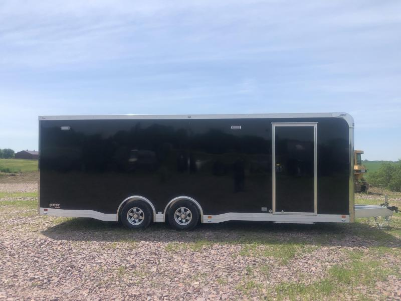 2020 Aluminum Trailer Company CH305 Car / Racing Trailer