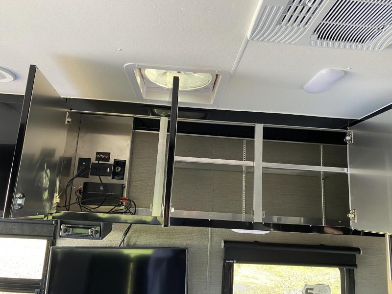 2021 Aluminum Trailer Company Game Changer Pro PRSAB8529+0-2T6.0K-2917 Toy Hauler RV