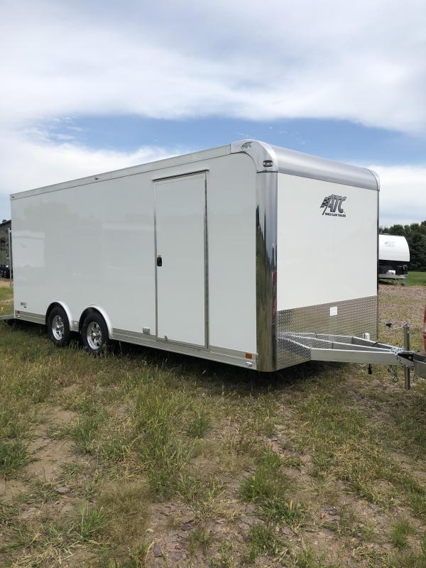2020 Aluminum Trailer Company ch205 Car / Racing Trailer