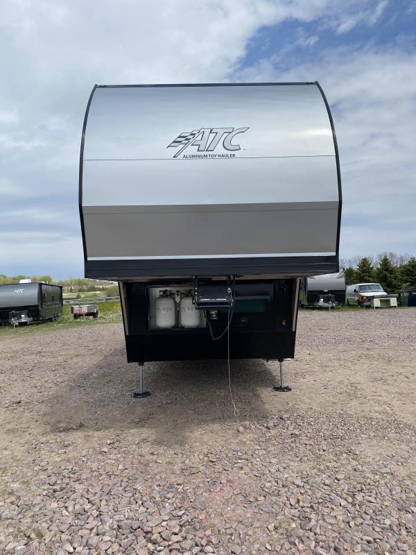 2021 Aluminum Trailer Company Game Changer Pro 4023 Pro Series Toy Hauler RV