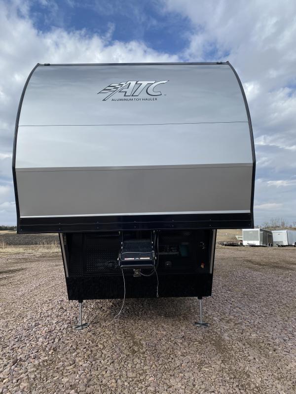 2020 Aluminum Trailer Company ARV 8.5x36 Toy Hauler RV