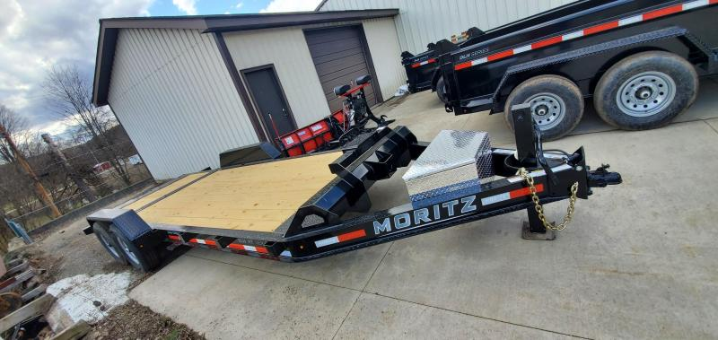 Moritz ELBH20HT-14 Hydraulic Tail Trailer
