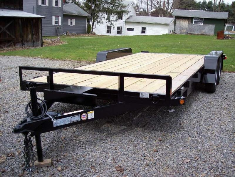 Car Mate Trailers 8 x 18-CT Car Hauler