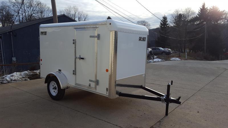 Car Mate Trailers CM 510EC Enclosed Cargo Trailer