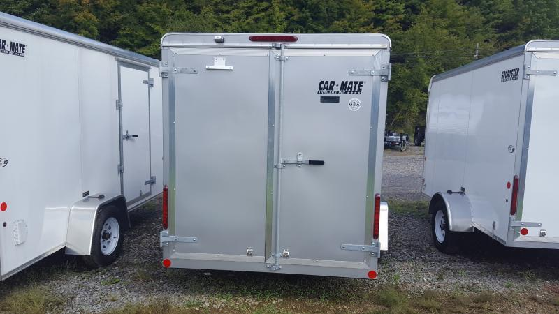Car Mate Trailers 6 x 12 Custom Enclosed Cargo Trailer
