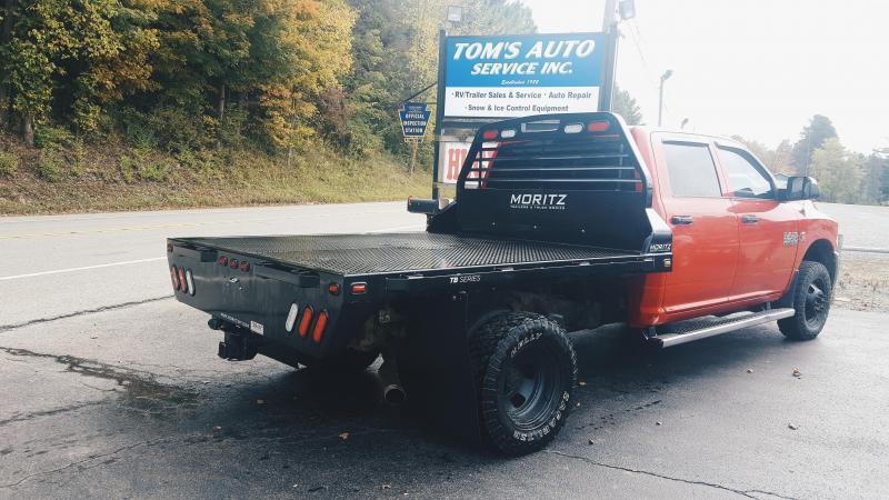 Moritz MI TB8-86 Truck Bed