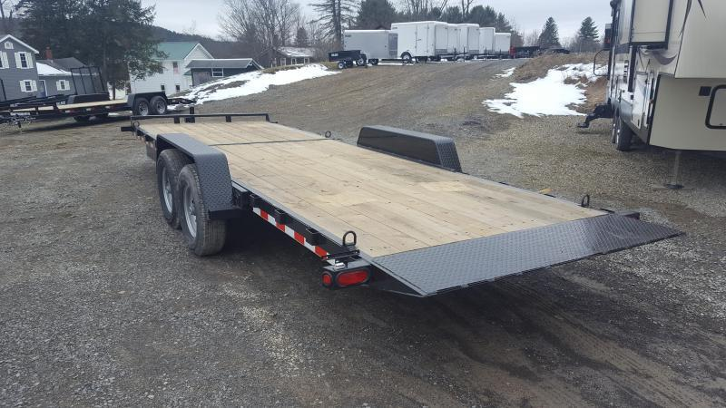 Quality QU 815+8WTG-14 Equipment Trailer