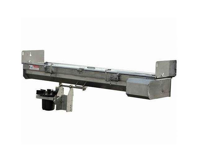 Buyers SaltDogg 92440SSA Under Tailgate Spreader