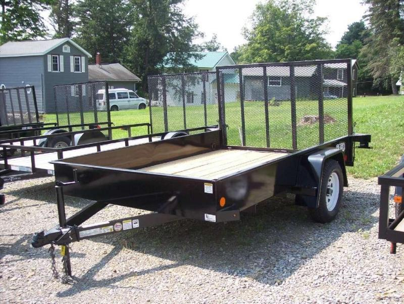 Car Mate Trailers 6 x 12 SST Utility Trailer