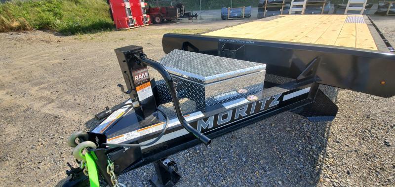Moritz International MI EDBH 20+4 AR-14 Equipment Trailer