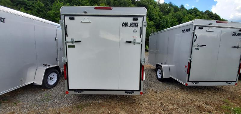Car Mate Trailers 6 x 12 V-Sport Enclosed Cargo Trailer