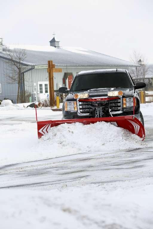 Western Wideout Snow Plow