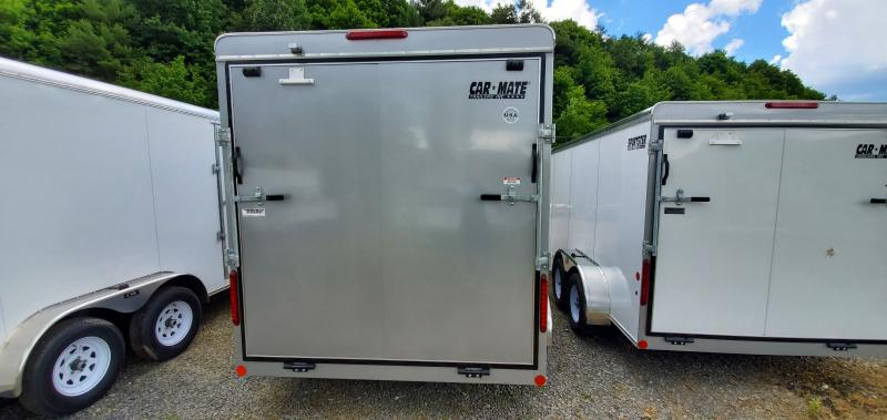 Car Mate CM 714CC-HD-H Enclosed Cargo Trailer