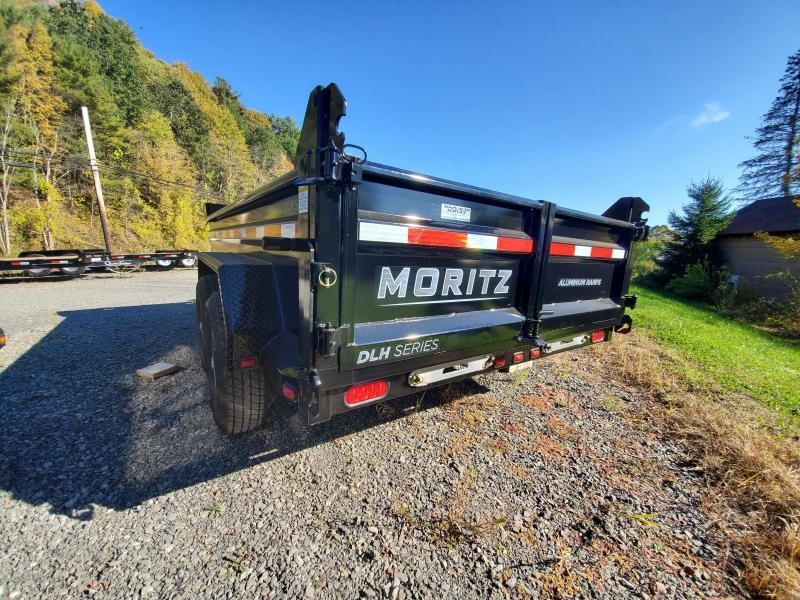 Moritz MI DLBH61012-12D Dump Trailer