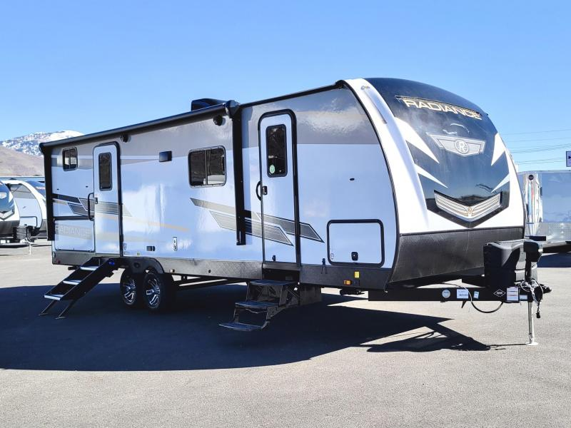 2021 Cruiser Radiance 28' Camp Trailer