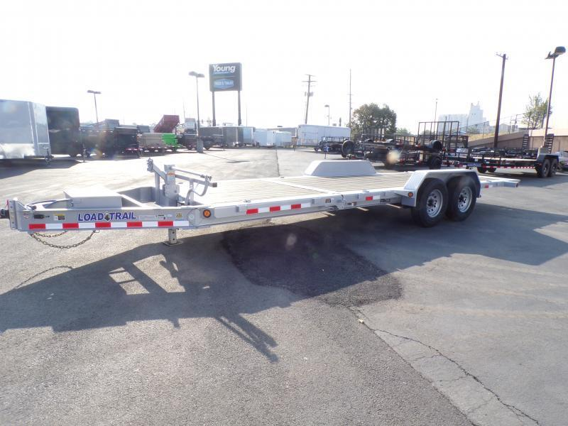 2021 Load Trail 22' Flatbed ATV Trailer On Special