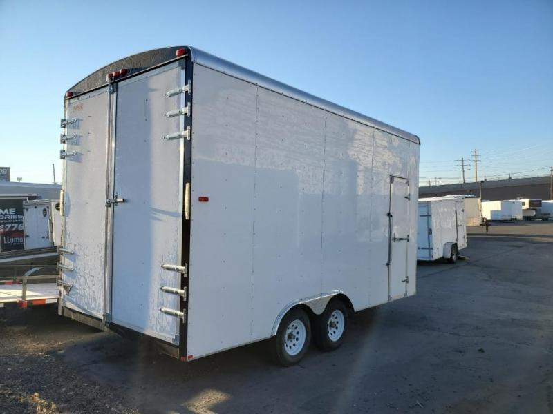 2014 Mirage Trailers Enclosed Construction