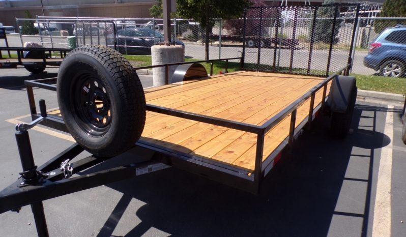 2019 Young 14 Flatbed Trailer