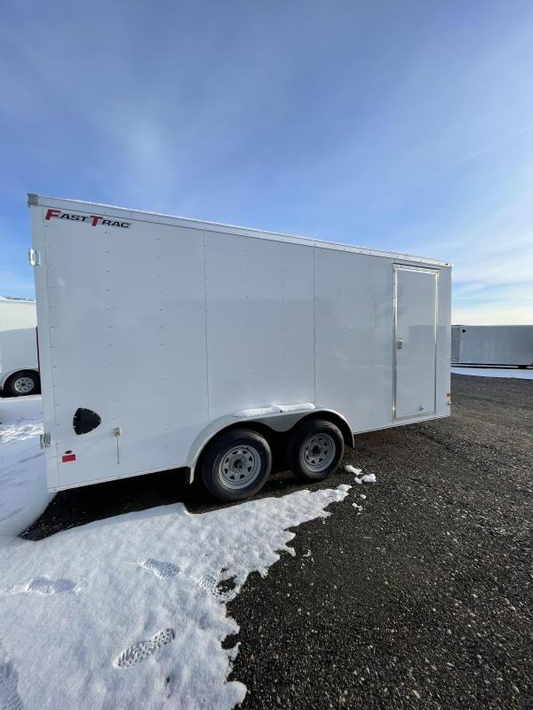 2021 Wells Cargo 16' Enclosed Cargo Trailer
