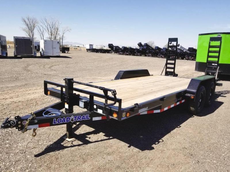2021 Load Trail 18' Flatbed Trailer