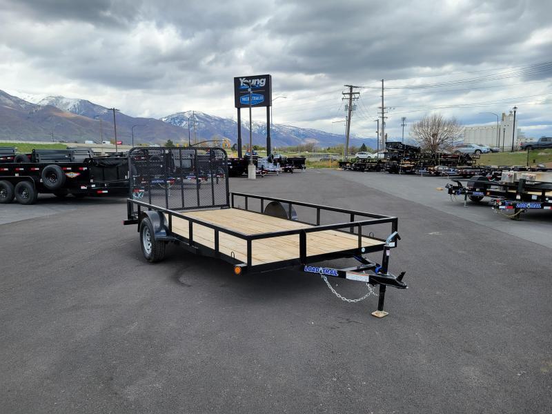 2021 Load Trail Flatbed ATV Trailer