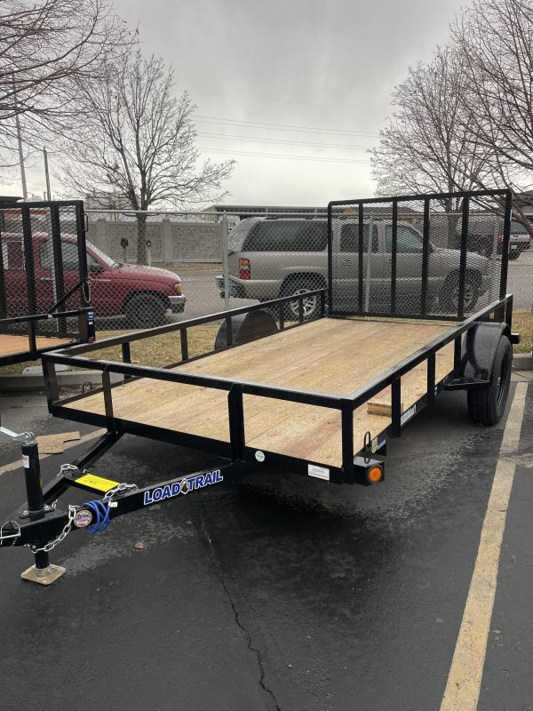 2021 LOAD TRAIL 14' FLATBED TRAILER