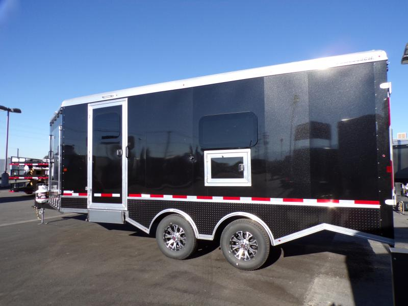 2021 Logan Coach 25' Multi-Sport Enclosed Trailer
