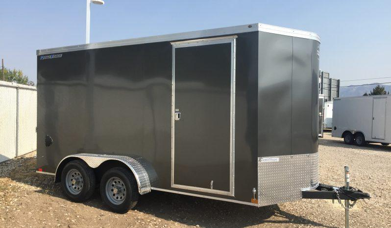 2021 Wells Cargo 14' Enclosed Utility Enclosed Cargo Trailer