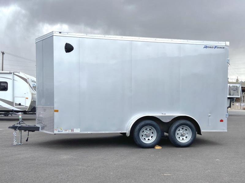 2021 Wells Cargo 14' Enclosed Trailer