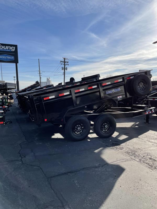 2021 Load Trail 14'Dump Trailer
