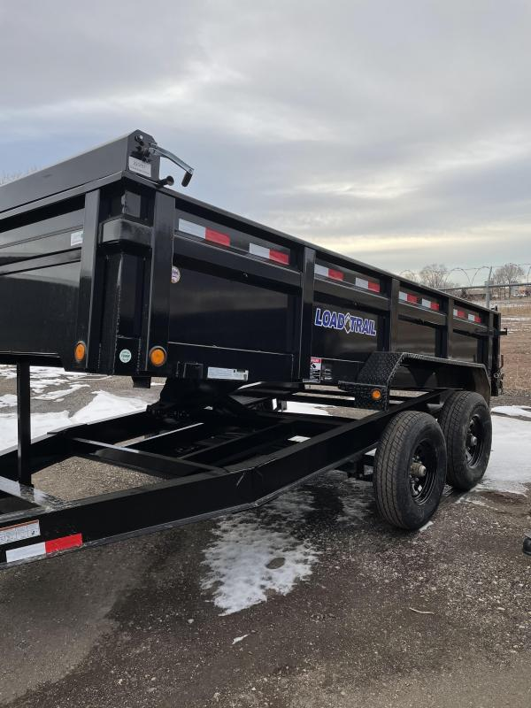 2021 Load Trail 14'Dump Trailer