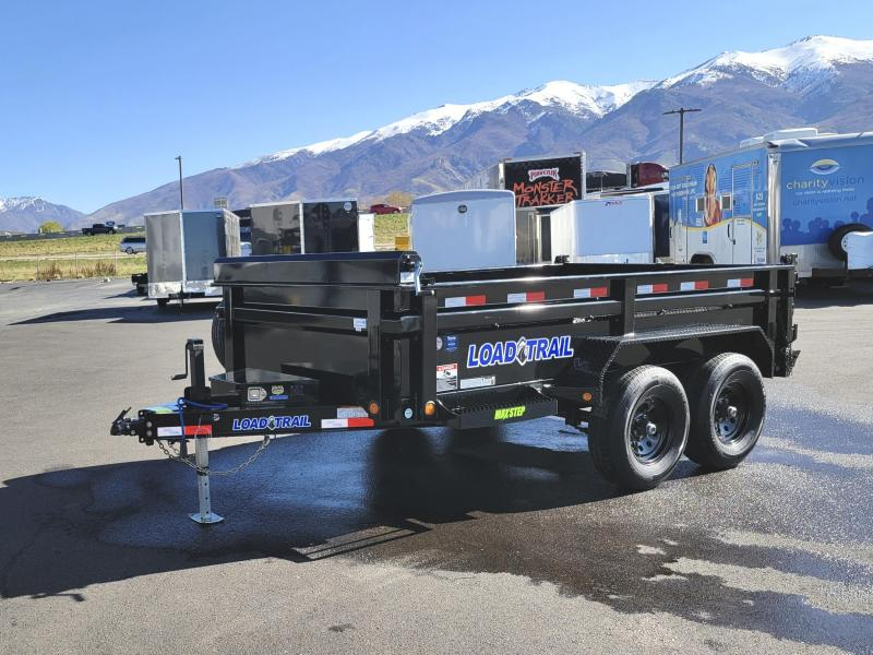 2021 Load Trail 12' Dump Trailer