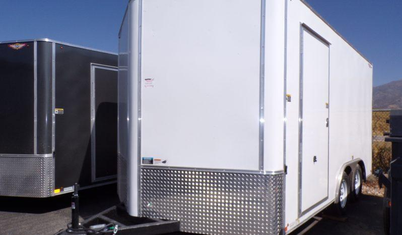 2021 H & H 16' Enclosed Cargo Trailer