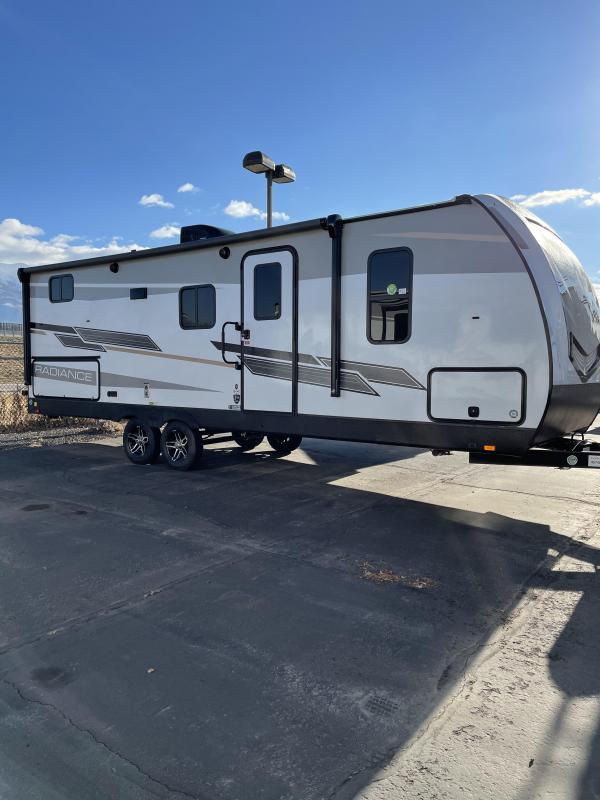2021 Cruiser 25' Trailer Travel