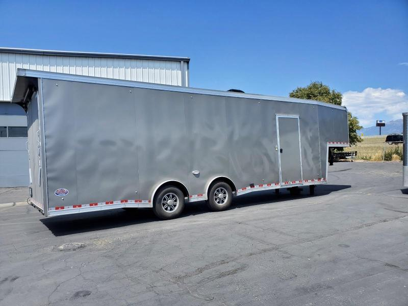 2020 Young ATV/UTV Enclosed Cargo Trailer