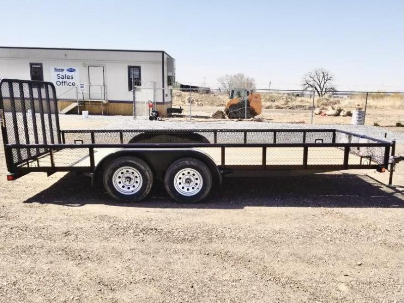 2021 Load Trail 18'Flatbed Trailer