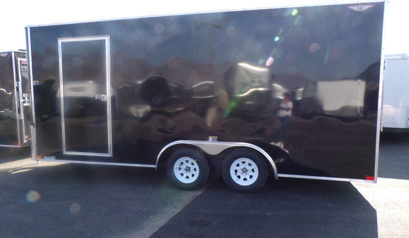 2021 H and H Trailer Enclosed Trailer Enclosed Cargo Trailer