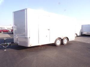 2021 16 H & H Enclosed Trailer