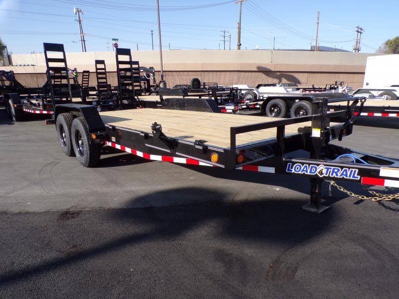 2021 Load Trail 18' Flatbed Trailer