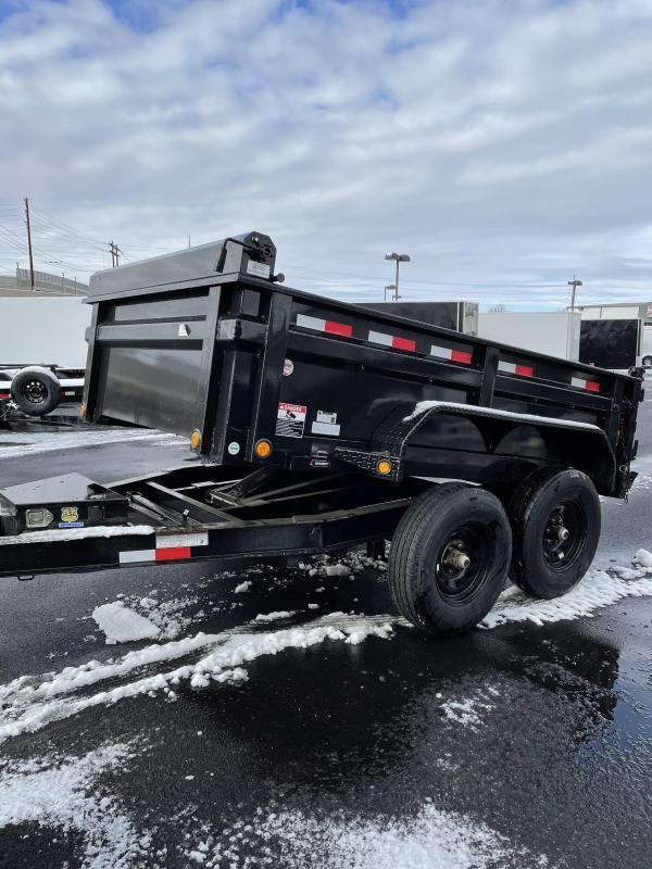 2021 Load Trail DT7210052 Dump Trailer