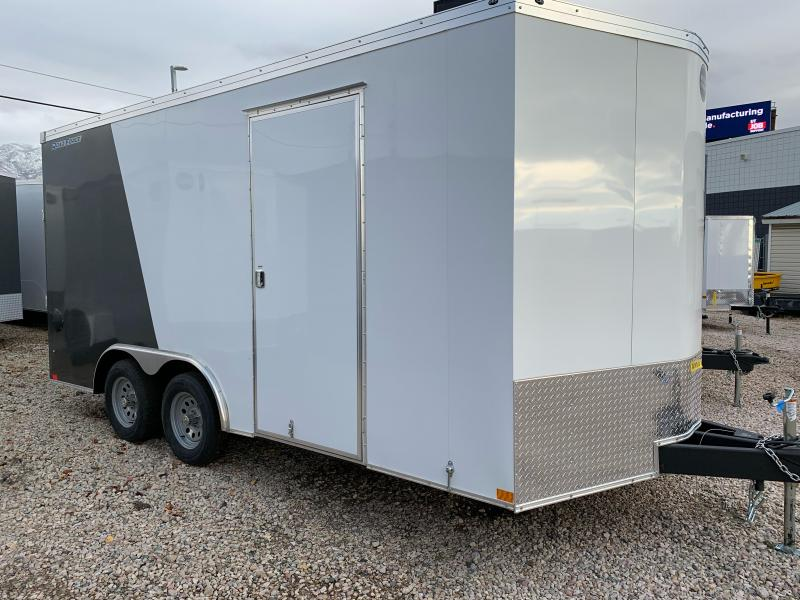 2021 Wells Cargo Road Force Enclosed Cargo Trailer