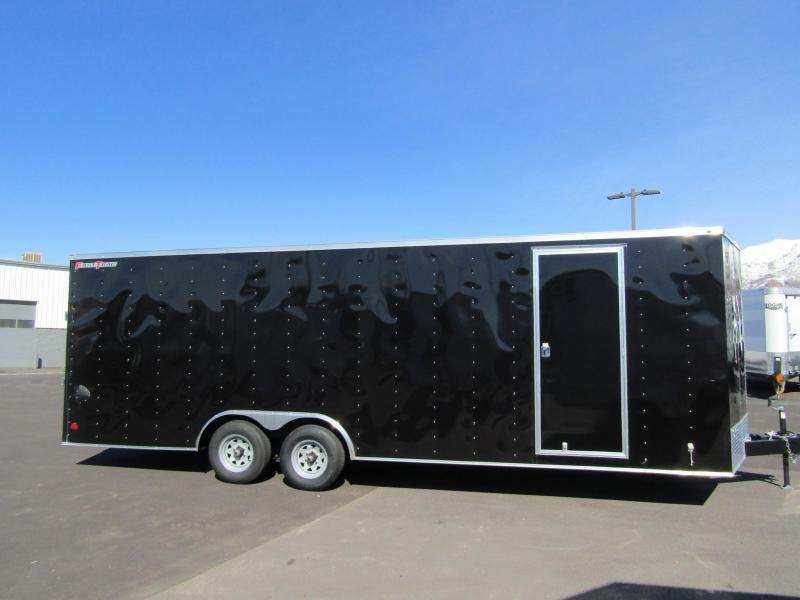 2021 Wells Cargo 24' Enclosed Trailer