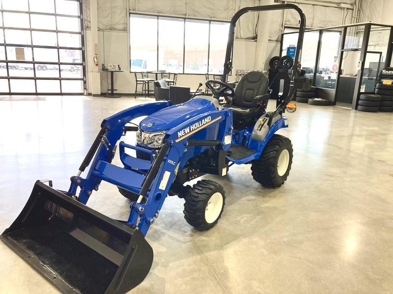 2021 New Holland 25S Tractor