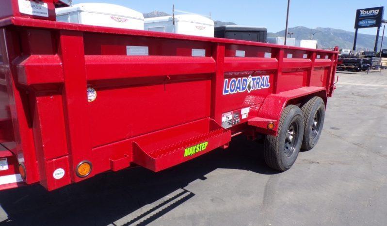 2020 Load Trail 16' Dump Trailer