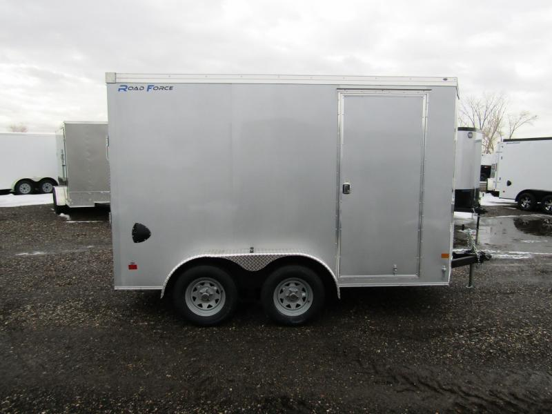 2021 Wells Cargo 12' Enclosed Cargo Trailer