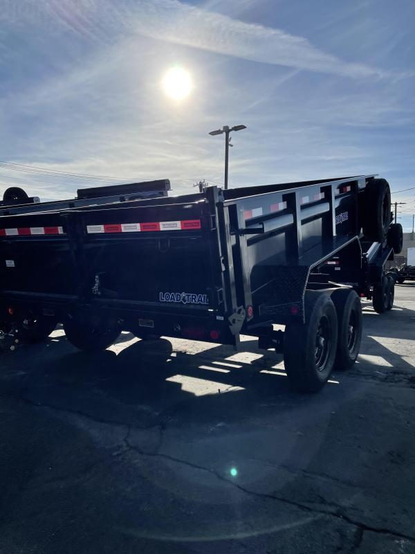 2021 Load Trail Dump Trailer