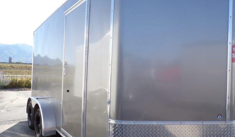 2019 H & H 14′ Enclosed Utility Trailer ON SALE!!!