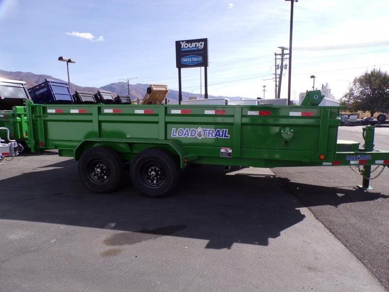 2021 Load Trail 16' Dump Trailer