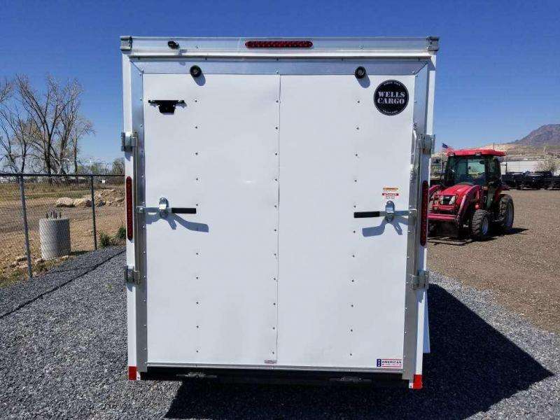 2021 Wells Cargo 10th Enclosed Trailer