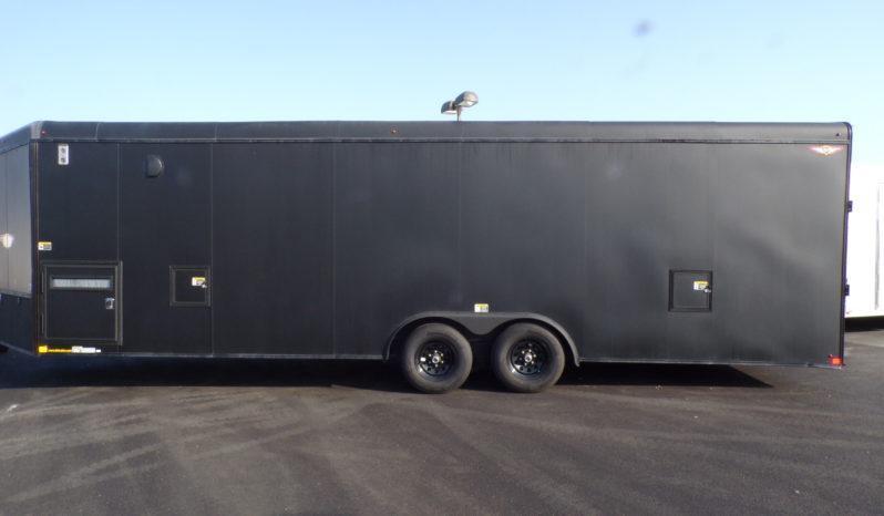 2019 H and H Trailer 26' Enclosed ATV/UTV Snowmobile Trailer